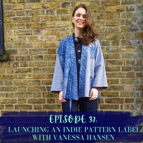 Launching an indie pattern label